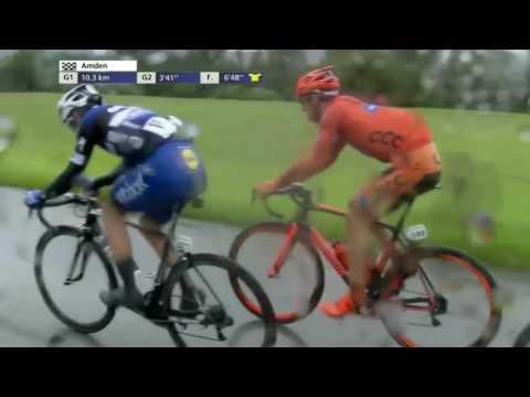 Tour de Suisse 2016 HD  Stage 6  Final Kilometers