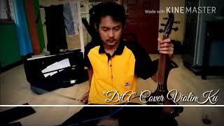 "Belajar Lagu ""Dia - Anji"" Violin Cover Zeta Ku"