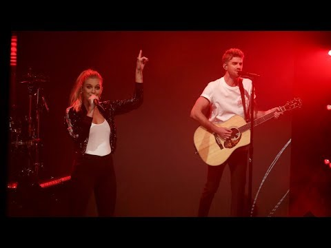 download The Chainsmokers & Kelsea Ballerini's World Premiere of 'This Feeling'