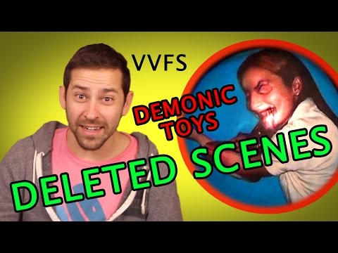 Demonic Talking Toys | DELETED SCENES | Viral Video Film School