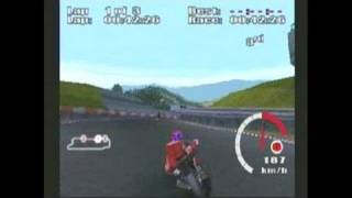 Ducati World Racing Challenge PlayStation