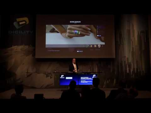 "DIGILITY 2016: John Peeters (Holition) ""Human to technology relationship"""