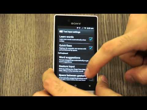 Sony Xperia Miro Unboxing and hands on Review Video - iGyaan