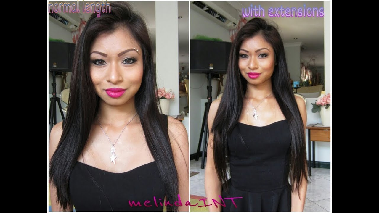 Thick Silky Remy Hair Extensions Princessha Youtube