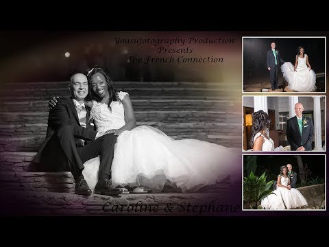 """The French Connection"" Caroline & Stephane - Wedding Highlights 