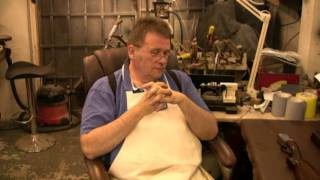 Part 1 Interview with gunsmith Tim Greenwood showing gun maintenance and cleaning tips