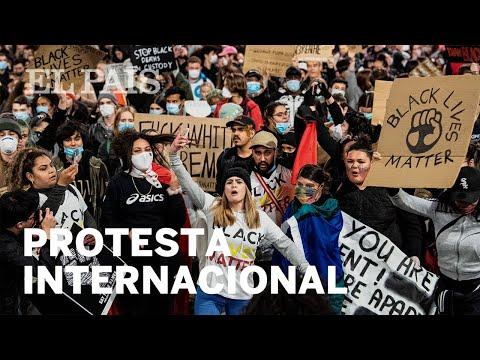 Las protestas por