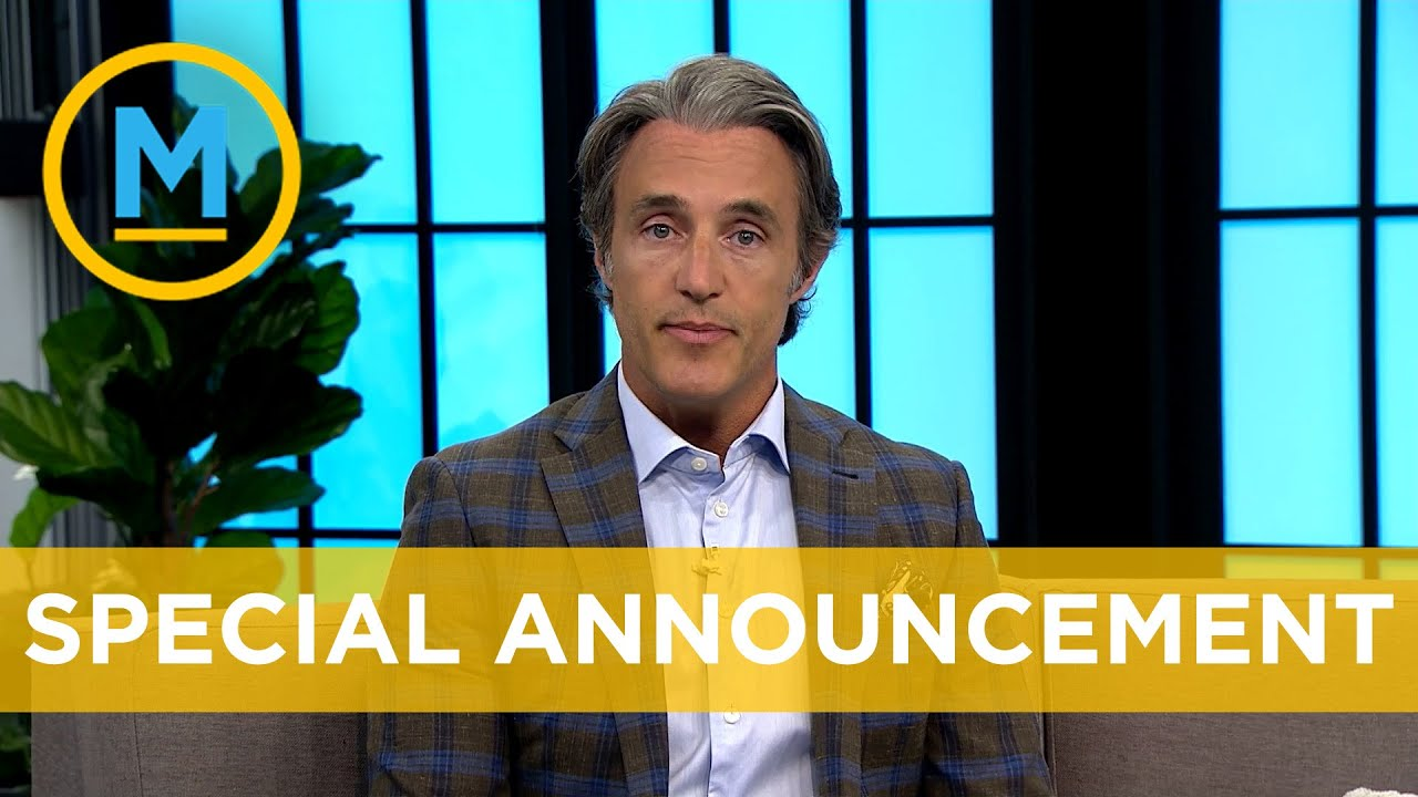 Download Ben Mulroney announces he is stepping down from etalk   Your Morning