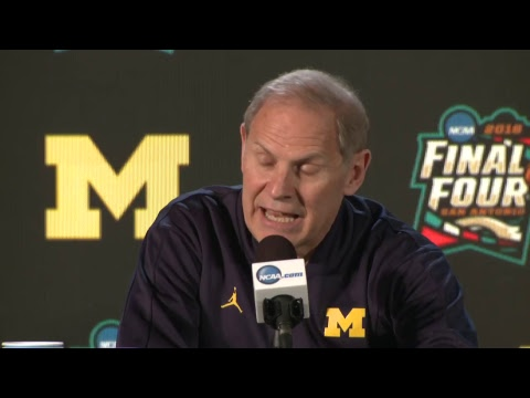 News Conference: Michigan - Coach Preview