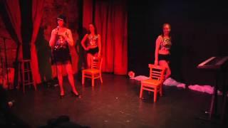 Guilty Pleasures Cabaret at Ten-Foot Rat Cabaret - November 2015