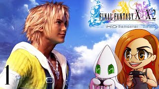 Final Fantasy X: HD Remaster - TIDUS TAKEN FROM ZANARKAND & GROWING OUR PARTY! ~Part 1~