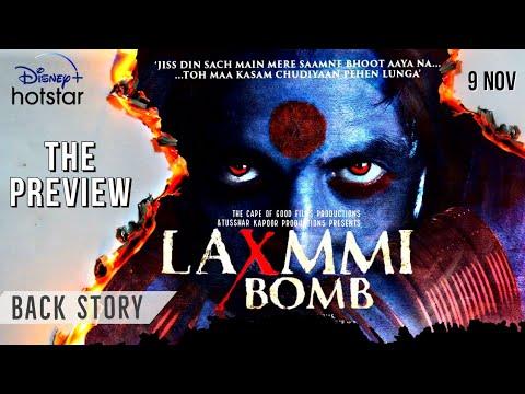 LAXMMI BOMB - Official Trailer | Akshay Kumar | Kiara Advani | Tusshar Kapoor | Hotstar | Preview