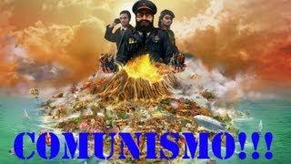 Tropico 4 - Simulador Comunista!!! (Gameplay / PC / PTBR)