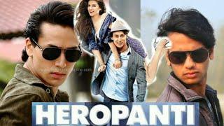 Heropanti (2014) | Tiger Shroff | Heropanti movie dialogue | Tiger Shroff fight scene | 2 mental