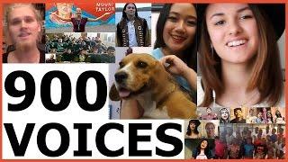 900 Voices
