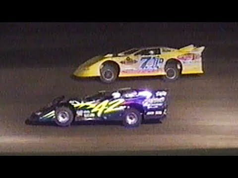 MACS Late Model Feature | McKean County Raceway | 9-4-04