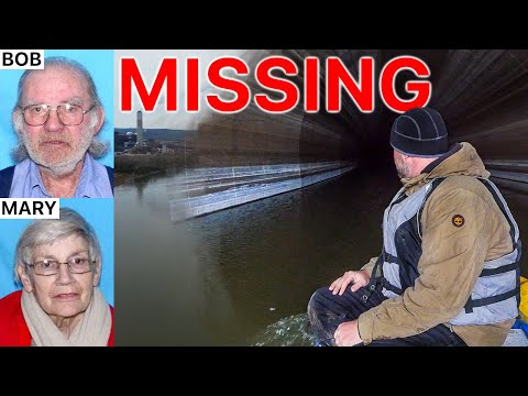 """COLD CASE: Billie """"Bob"""" and Mary Black... (Missing Persons)"""
