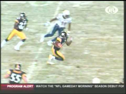 Pittsburgh Steelers: AFC Playoffs Vs Chargers (HD test)