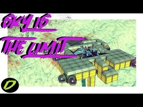 No Man's Sky| Building a Penthouse As High As Possible |Episode 3