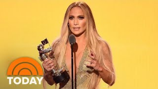 Hoda Kotb Talks About Jennifer Lopez's VMA Performance And Speech: 'She's The Real Deal' | TODAY