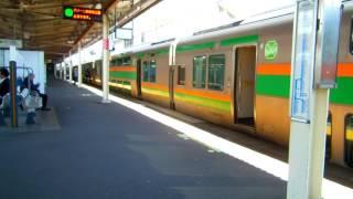 JR戸塚駅4番線「蝶々のように」1.7コーラス thumbnail