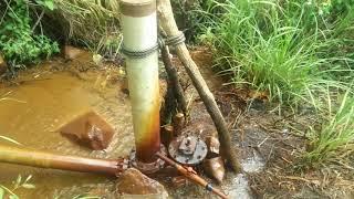 Bơm nước không cần nhiên liệu - RAM PUMP. 0974888648