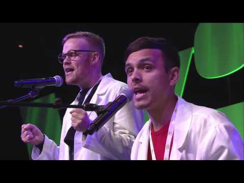ASAP Science June 25 Arena Stage - VidCon 2016