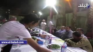فيديو.. محافظ الفيوم يشارك في السحور الرمضاني للكنيسة الإنجيلية