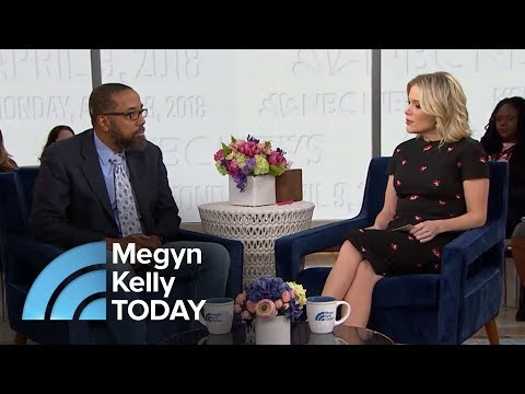 Man Who Admits Domestic Abuse Tells Megyn Kelly How He Changed   Megyn Kelly TODAY
