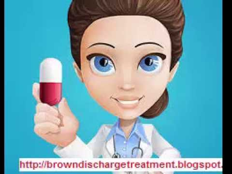 brown-discharge:five-reasons-to-explain-brown-discharge-instead-of-monthly