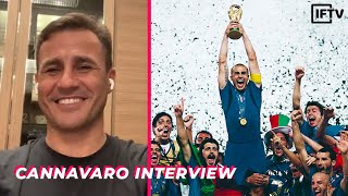 Fabio Cannavaro breaks down how Italy won the 2006 World Cup