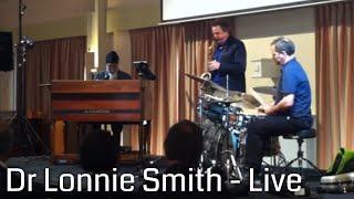 Dr Lonnie Smith - Live @ Hammond Toonwiel Club Nederland