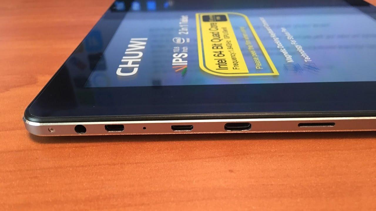 Обзор: Убийца iPad Pro за 10 000 рублей! Честно о Chuwi HI10 .