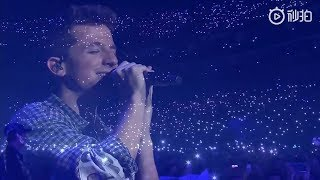 Charlie Puth - Change - Voicenotes Tour - Shanghai, China, 31.10.2018