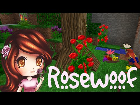 """""""Parrot Aviary"""" E27 - Rosewoof 🐾 [Modded Minecraft]"""