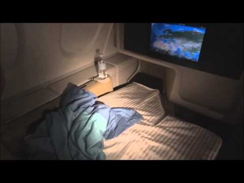 SINGAPORE AIRLINES | SINGAPORE-ZURICH | BUSINESS CLASS | A380