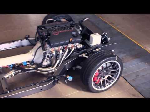 C3 Corvette Custom C6 Frame YouTube