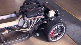 C3 Corvette custom C6 frame