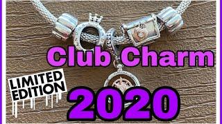 Pandora Club Charm 2020 {With Closed Captions}