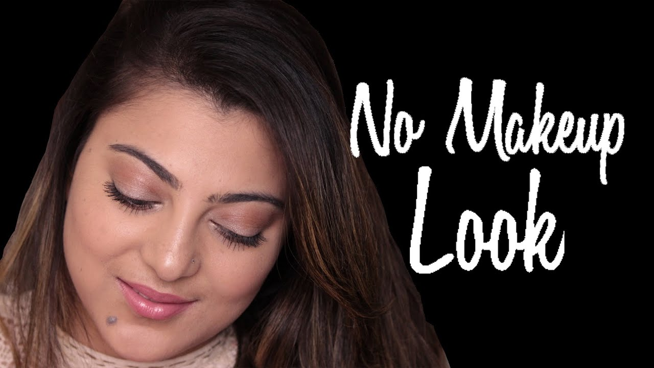 Adım Adım No Makeup Makeup