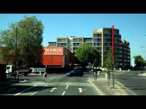 Nine Elms Lane , Battersea Park Road
