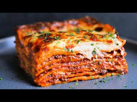 100-Hour Lasagna