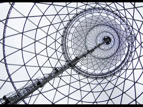 Shukhov Tower in Moscow