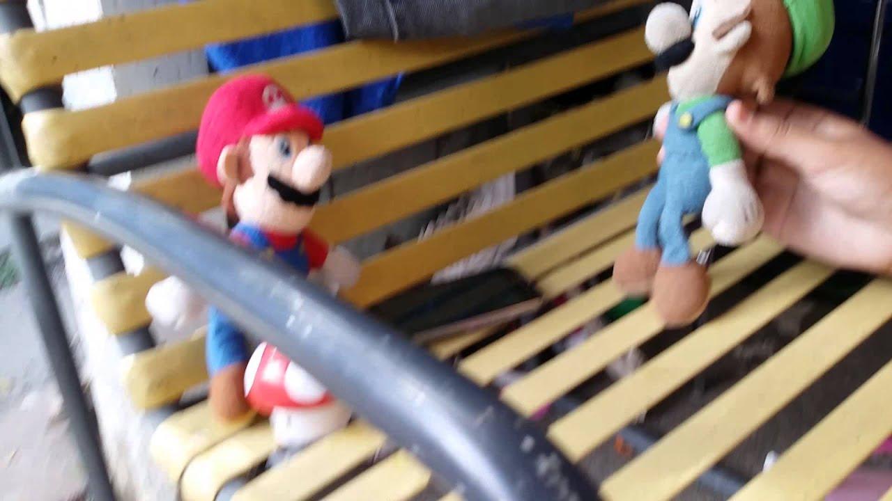 Mario Shorts The Poison Mushroom Youtube