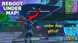 [HOW TO] - REBOOT TEAMATES AND SHOOT UNDER MAP! Fortnite Season 9 Glitches!