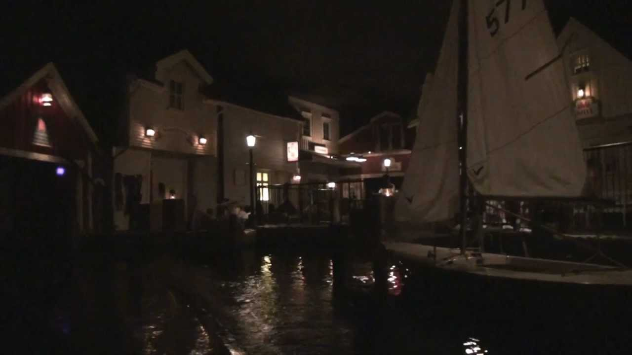 Walt Disney World EPCOT Maelstrom Norway Boat Ride
