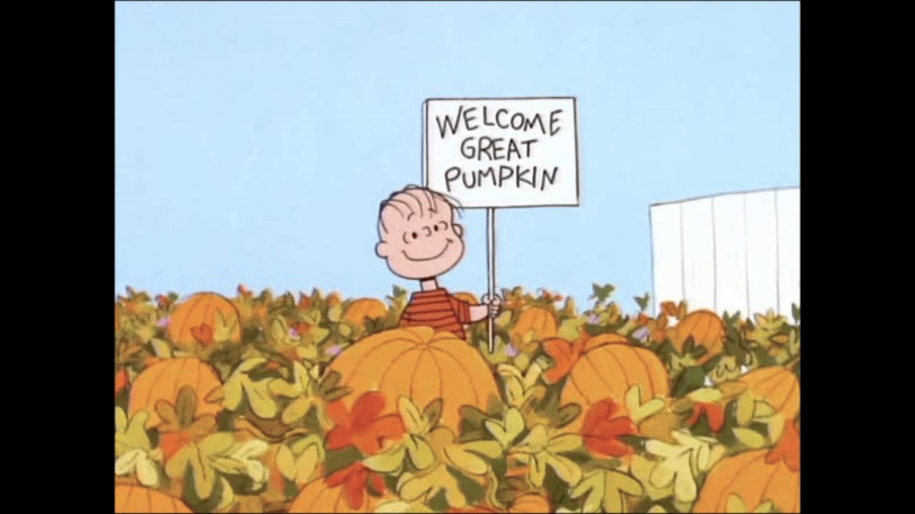 Charlie Brown Fall Wallpaper It S The Great Pumpkin 13 Vince Guaraldi Trick Or Treat1