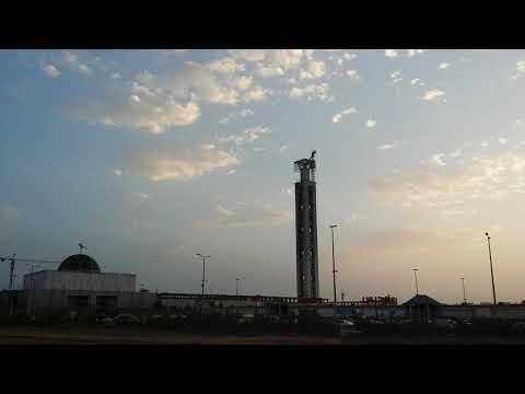 أبراج الجزائر مدينة و موقعها الاستراتيجي/ les tours du projet -Alger Medina