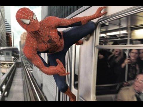 Человек-паук  2 (2004)— русский трейлер