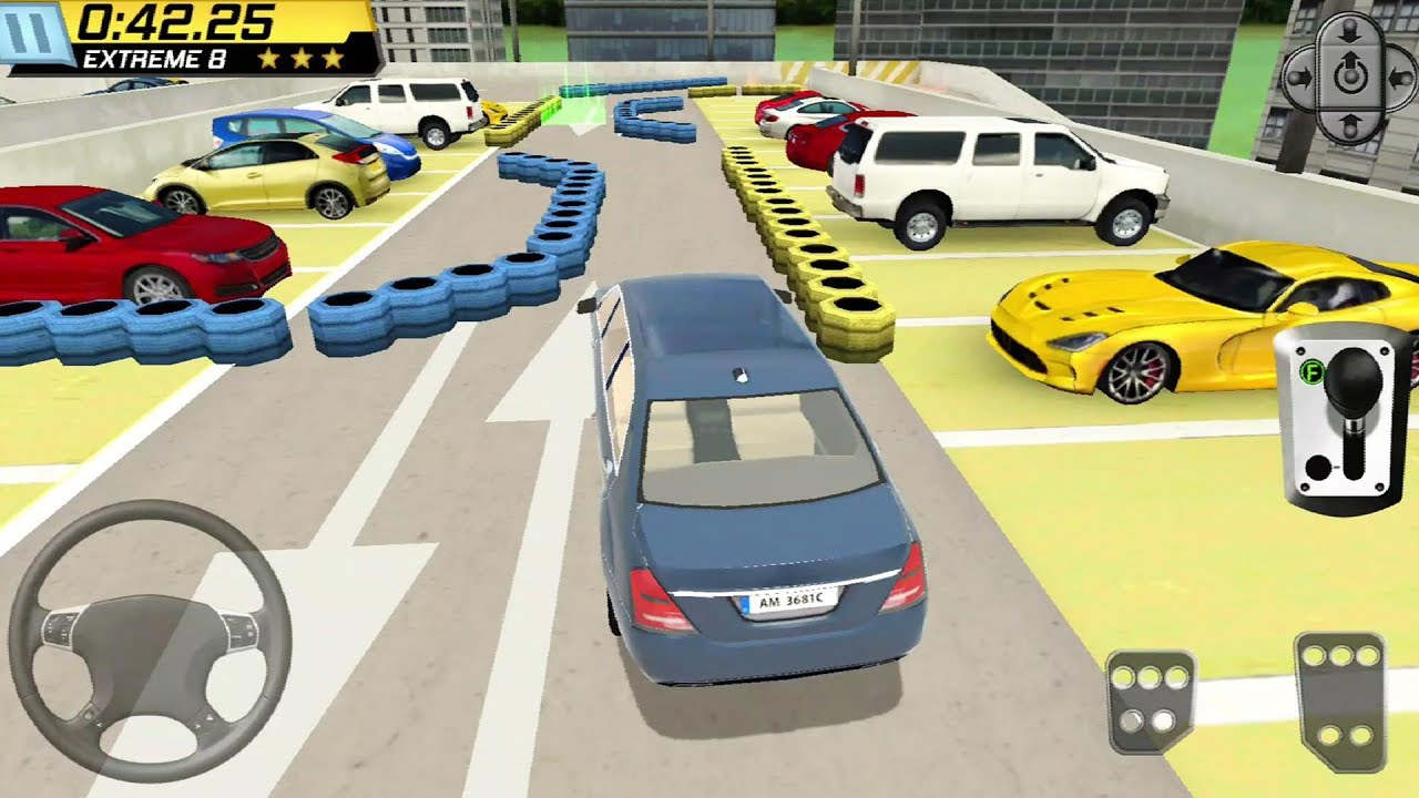 Multi Level 3 Car Parking Game Game Complete 4 Android Ios